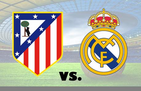 Liga Santander Madrid - Atletico