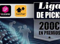 Liga de Picks con 200€ en premios!!
