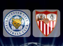 Apuesta Champions League: Leicester - Sevilla