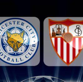 Apuesta Champions League: Leicester – Sevilla