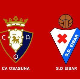 Apuesta La Liga Santander: Osasuna – Eibar