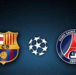 Apuesta Champions League: Barcelona – PSG