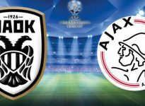 UEFA Champions League // PAOK - Ajax
