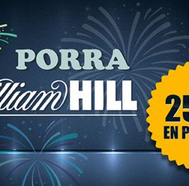 ¡¡¡Porra WilliamHill!!! Con 250€ en premios